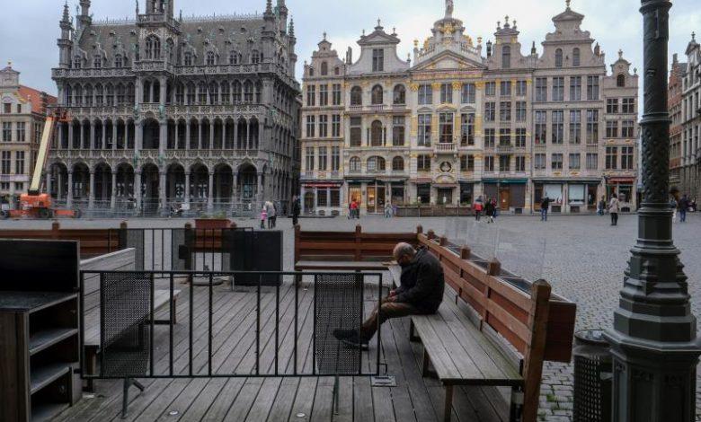 И Белгија се затвора најмалку на еден месец