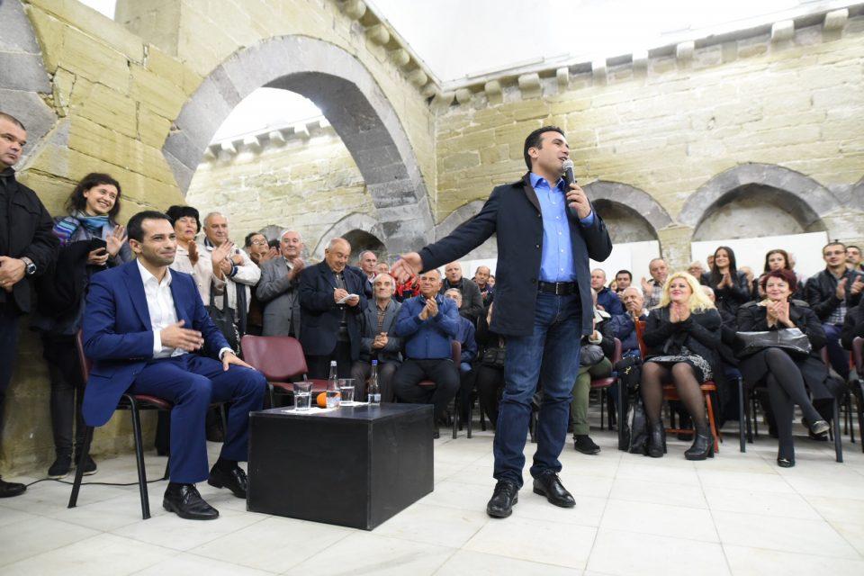 Арсовски: Општина Штип доделила скандалозен тендер на семејната фирма на Бочварски, еден ден откако ја напуштил градоначалничката функција