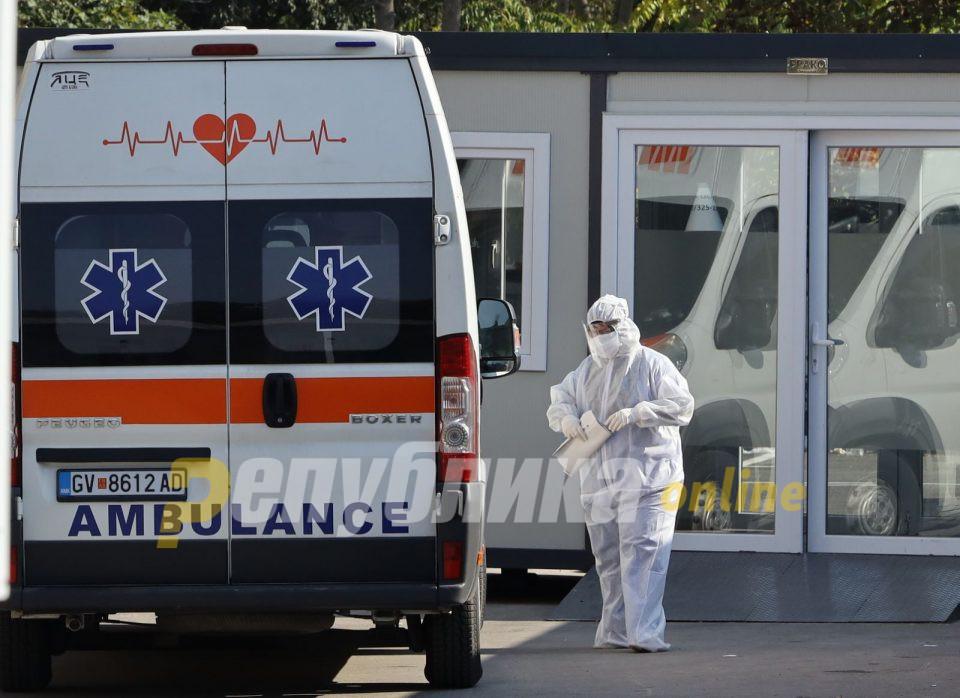Битола станува ново жариште на Ковид-19: На секои 5 минути амбулантното возило носеше по еден заразен