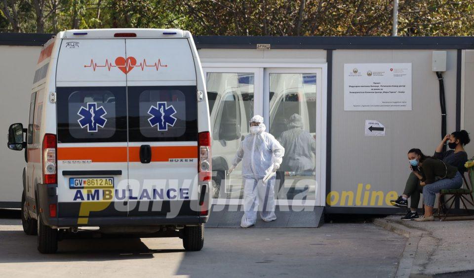 Муцунски: Се соочуваме со сериозен медицински дебакал