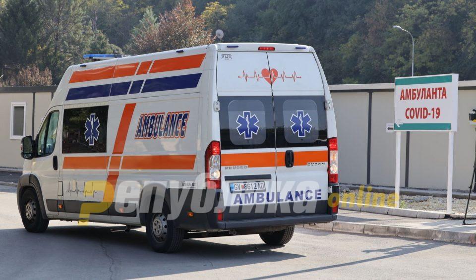 Вкупно 763 пациенти болни од ковид-19 се лекуваат во Македонија