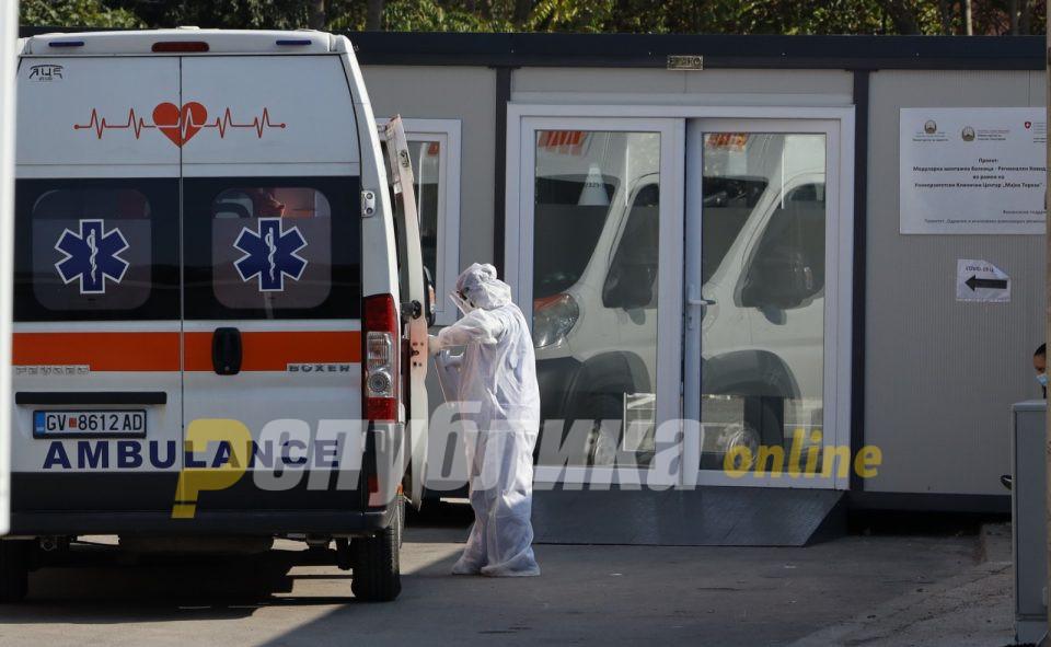 За едно деноноќие починаа 33 пациенти, уште 946 нови случаи на ковид-19