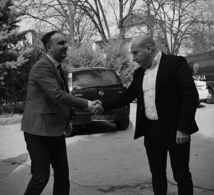 Нема зборови со кои може да се долови тагата и болката од прераната загуба: Чулев се простува од Ангеловски