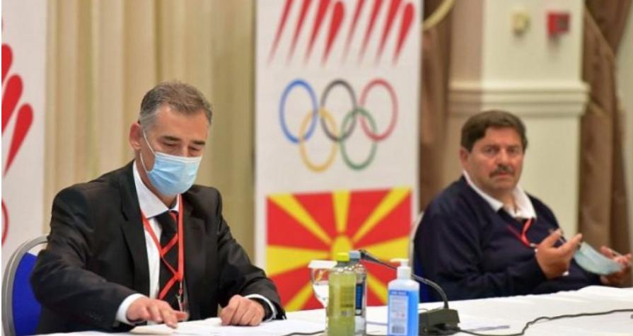 Тупурковски доби наследник: Димевски e нов претседател Македонскиот олимписки комитет