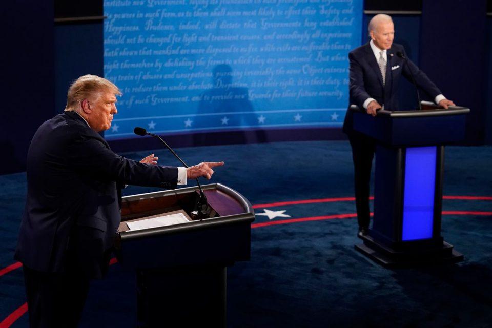 На следната дебата меѓу Трамп и Бајден ќе може да им бидат исклучувани микрофоните