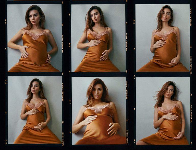 Емили Ратајковски е бремена: Нема да го одредуваме полот на бебето додека не наполни 18 години