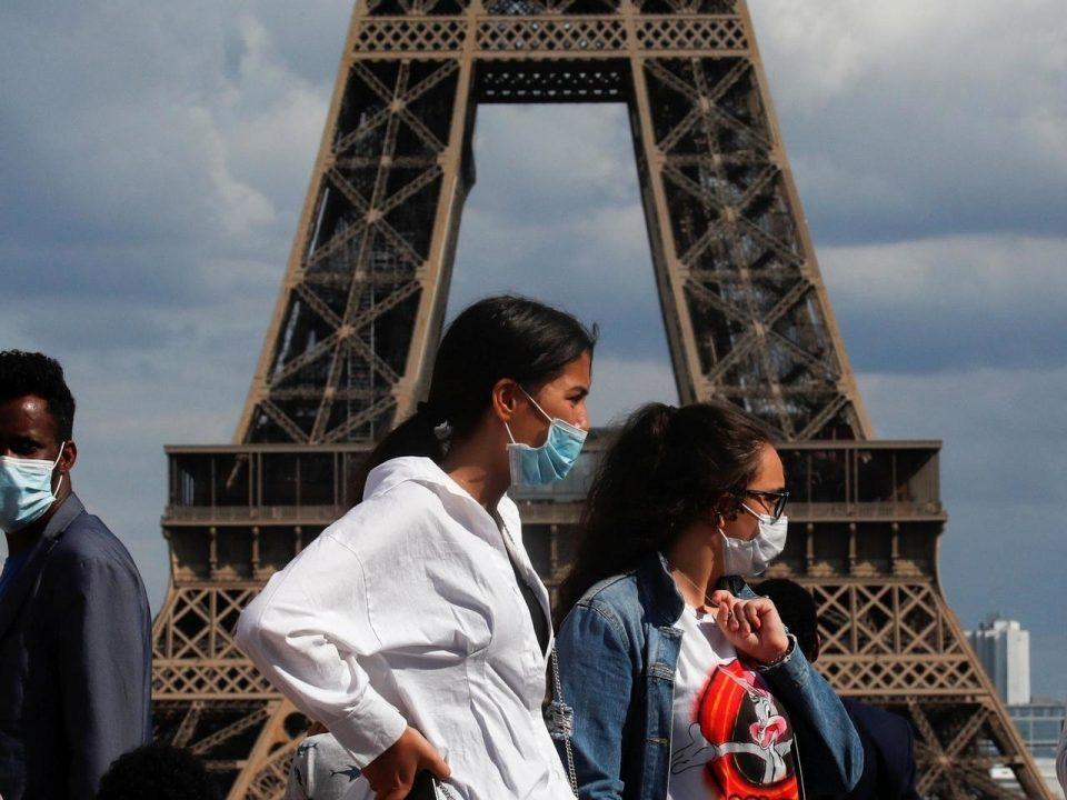 Во Франција за 24 часа заразени над 40.000 луѓе