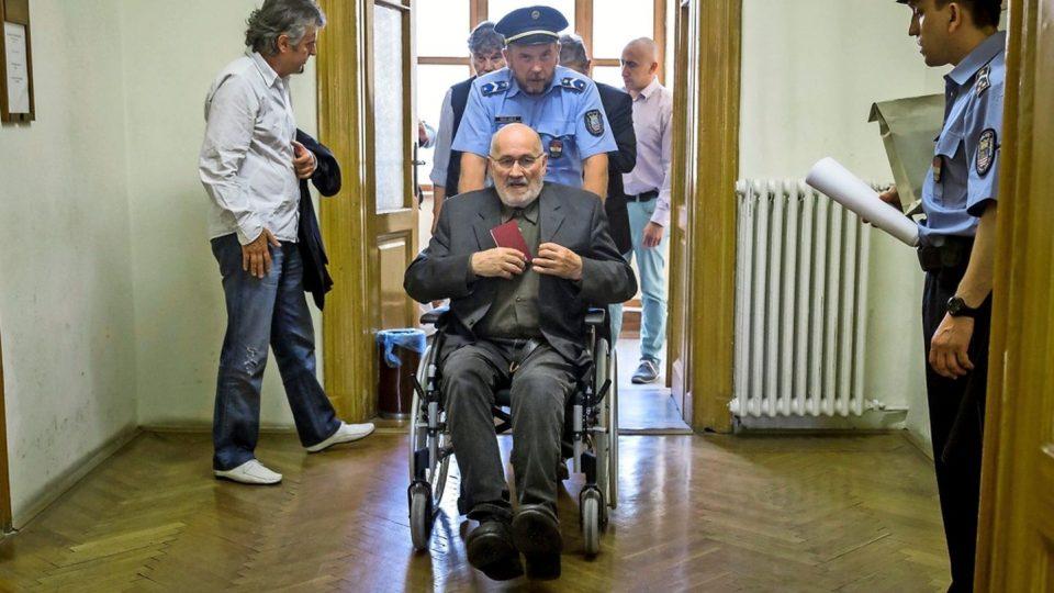 Негаторот на Холокаустот излезе од затвор по 10 години робија