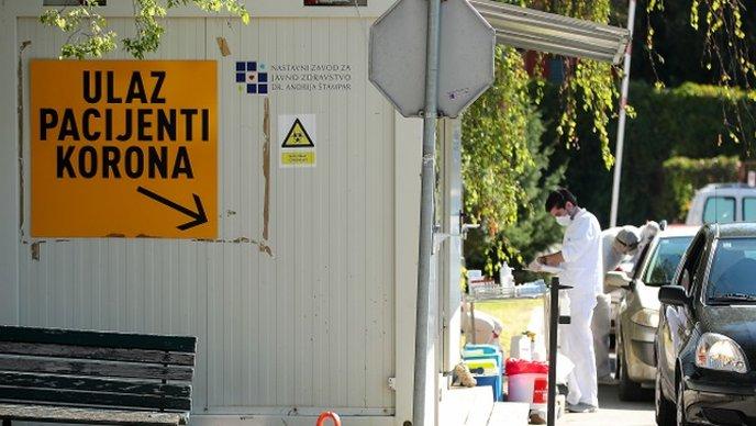 Во Хрватска за 24 часа нови 2.769 заразени со Ковид-19, починаа 15 луѓе