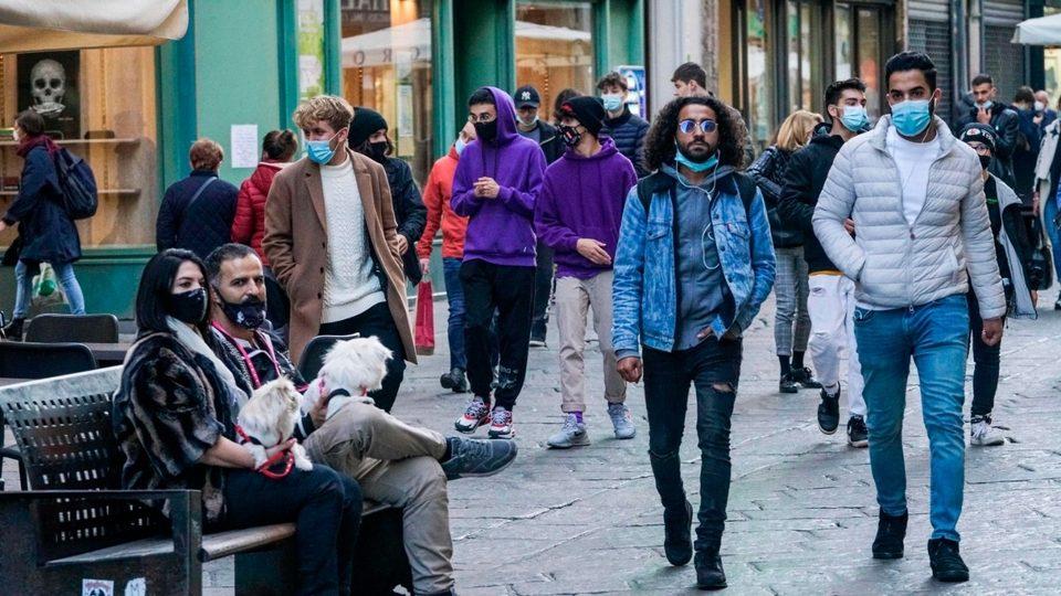 Рекордни 10.000 нови случаи на Ковид-19 во Италија