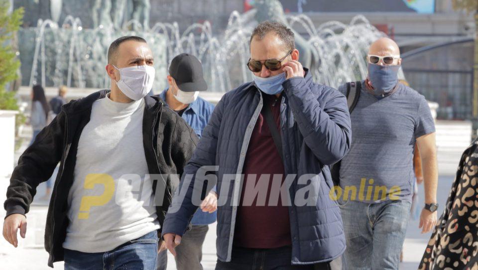 "Ќе носат ли маска на отворено и вакцинираните? Филипче вели ""да"", Пановски ""нема потреба"""