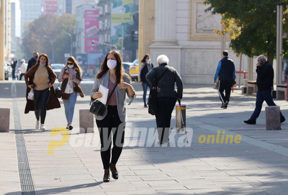 Филипче: Дали ќе има нови мерки зависи од утрешните бројки на заразени