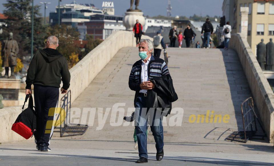 Аеродром ѝ го препушти лидерското место на Гази Баба: Оваа скопска општина сега има најмногу активни случаи на ковид-19