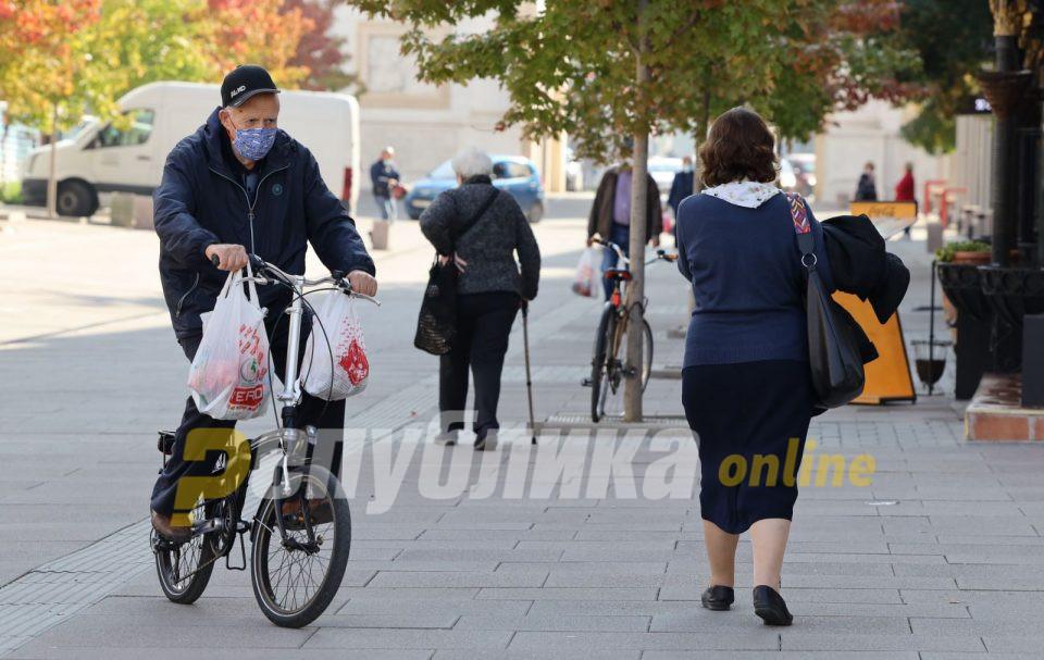 Три скопски општини имаат по повеќе од 1.000 активно заразени со корона вирус