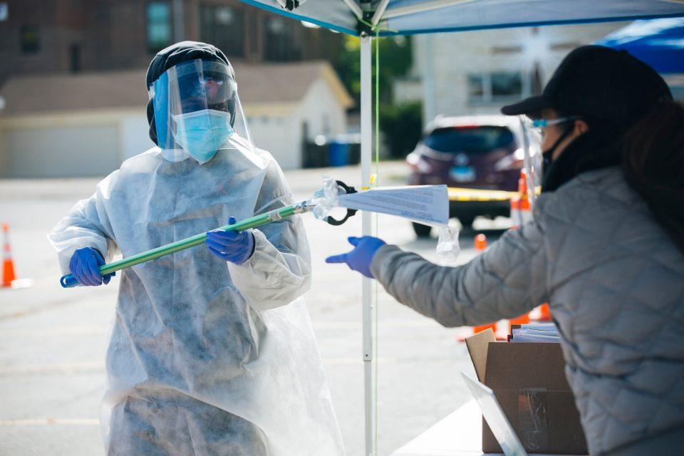 Вчера нови 100.233 случаи во САД, најмногу за еден ден од почетотокот на пандеммијата