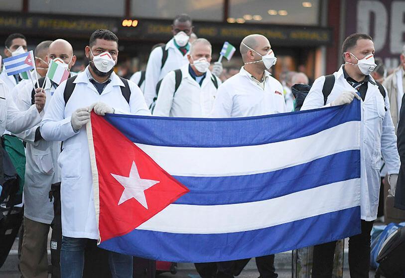 Куба ѝ нуди помош на Македонија за надминување на епидемијата на Ковид-19