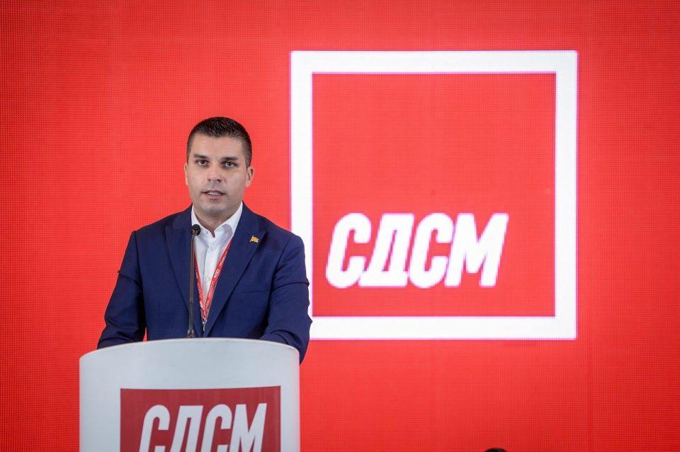 СДСМ ќе го пребројува членството и ќе дели дигитални партиски книшки