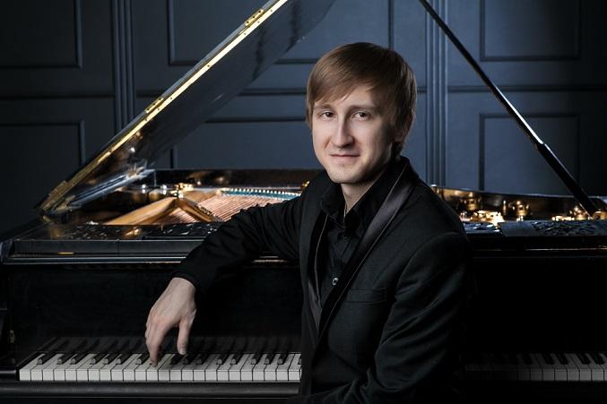 Хуманитарен концерт на Филхармонија со пијанистот Дмитри Маслеев