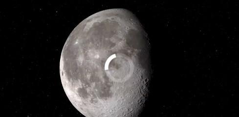 Големо откритие: На површината на месечината е пронајдена вода