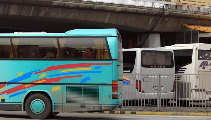 За еден месец во гостиварско откриени 18 возила за јавен превоз без лиценца