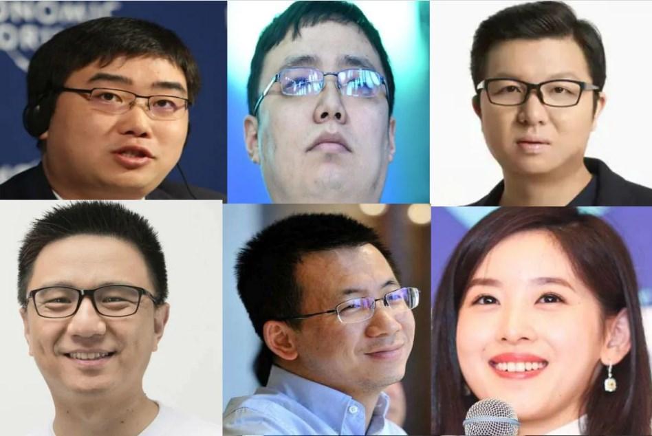 Млади кинески милијардери заработиле 223 милијарди долари оваа година