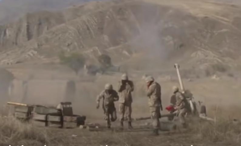 Не се почитува ни второто примирје: Борби долж фронтот во Нагорно Карабах