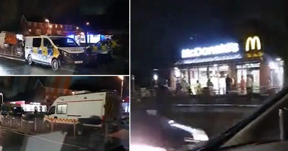 Влегувал по ресторани и прскал со хемиска супстанца – напад во Британија