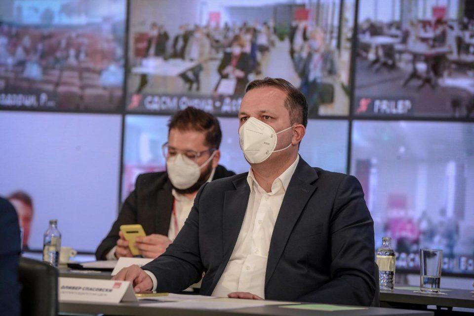 Два дена од позитивниот тест на Спасовски уште не се знае дали министрите ќе одат во самоизолација