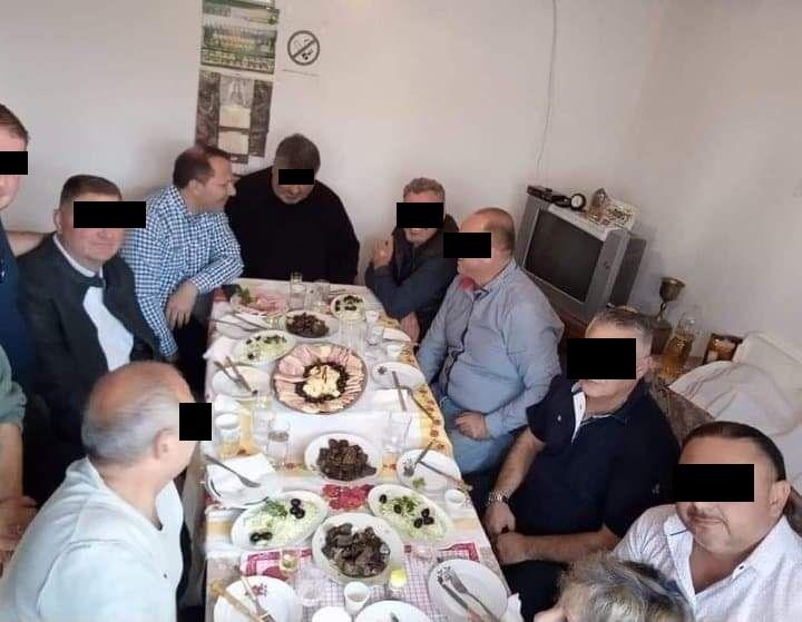 Спасовски пред три дена бил на слава во Табановце?
