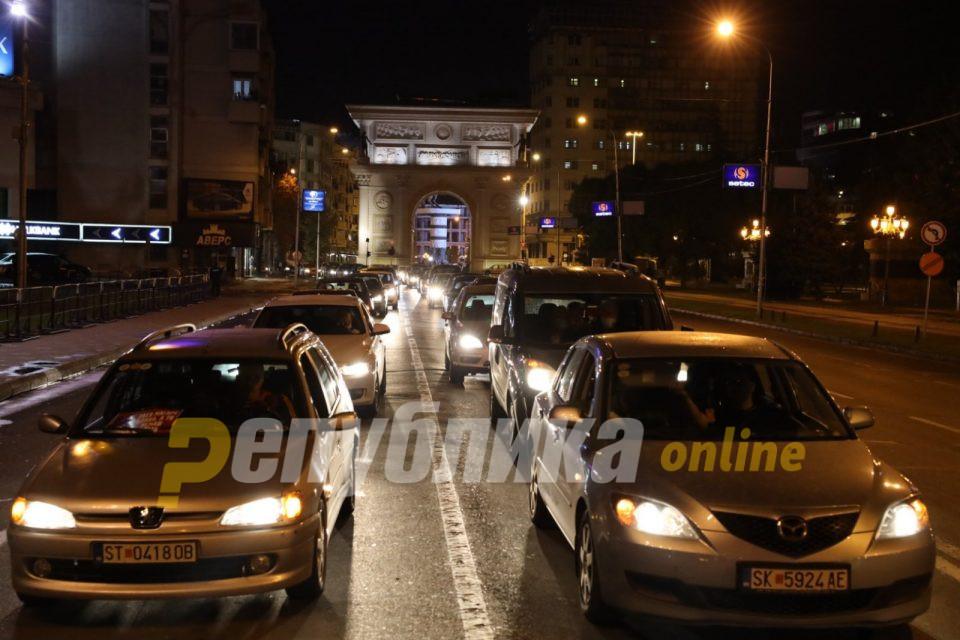ВМРО-ДПМНЕ утре во седум града ќе протестира против криминалот, корупцијата, неправдите и прогонот