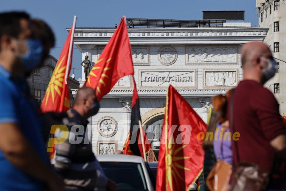 Aнкета на ИПИС: ВМРО-ДПМНЕ со стабилно водство пред СДСМ