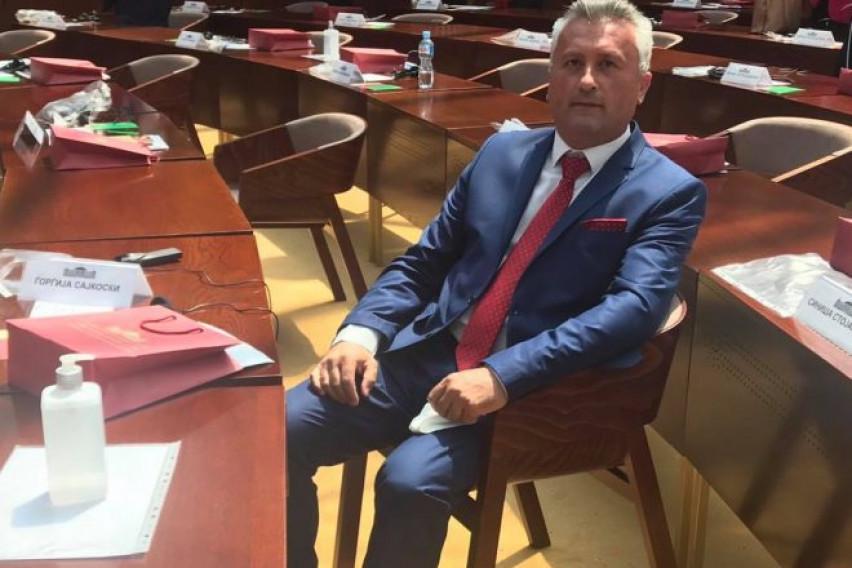 Сајкоски: Поделбите ќе завршат, вратата на ВМРО е отворена