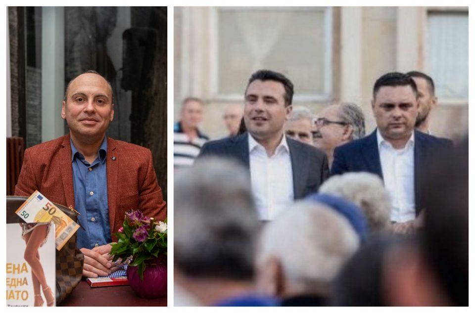 Тасевски до Јанчев: Многу ги потценувате врмовците