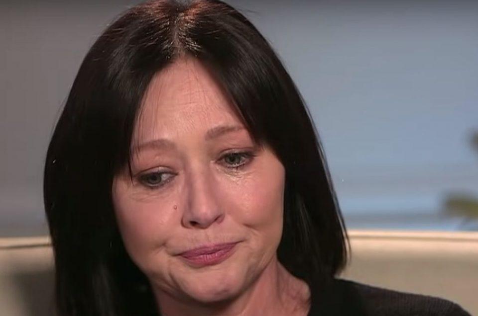 Тешко болна е, ама  верува во чудо: Шенон Доерти дочека уште еден роденден