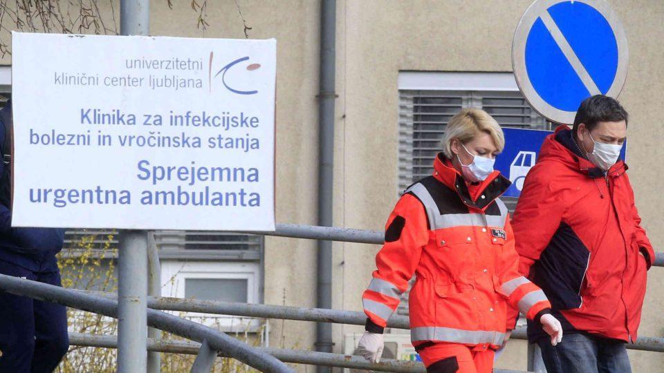 Болниците во Словенија од денеска ќе примаат само пациенти со Ковид-19
