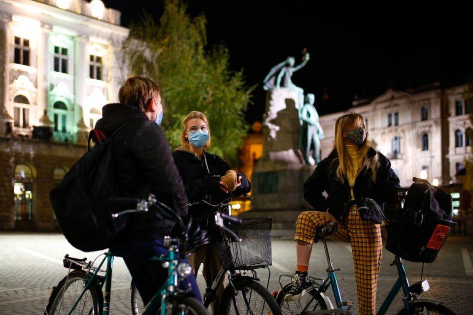 Нов раст на заразени во Словенија: Бројот на активни случаи надмина 20.000
