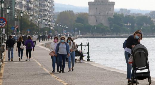 Половина Грција во мини карантин од вторник