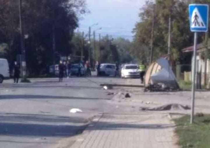 Обвинение за скопјанецот кој пијан предизвика сообраќајка во која загинаа дете и мотоциклист