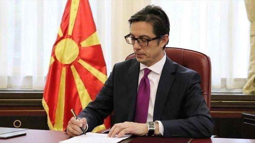 Велигиденска честитка од претседателот Пендаровски