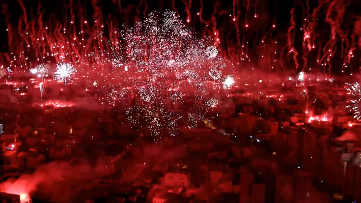 """Волшебна ноќ во Сплит: """"Торцида"""" слави 70 години"""