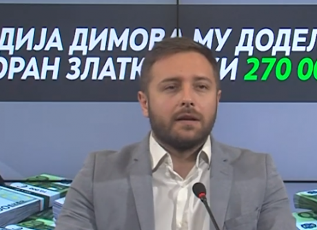 Арсовски: Лидија Димова да си даде оставка веднаш – да не се остава време да се чистат докази
