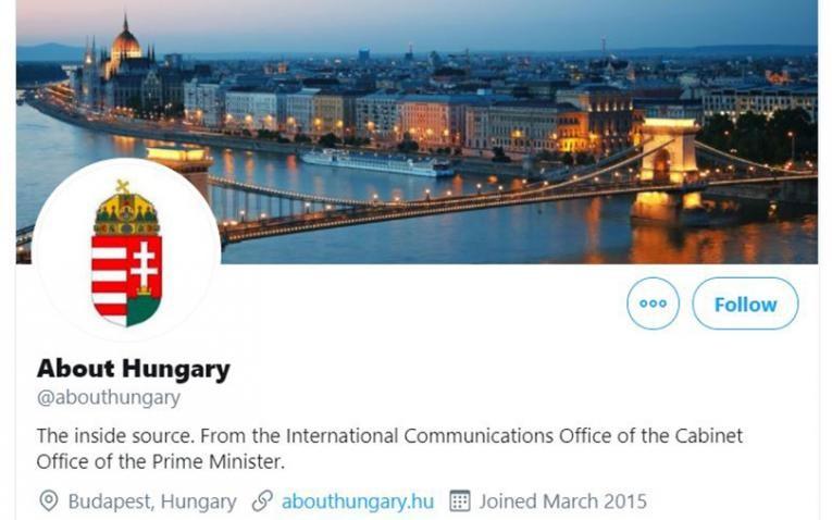 Твитер го суспендира профилот на унгарската Влада