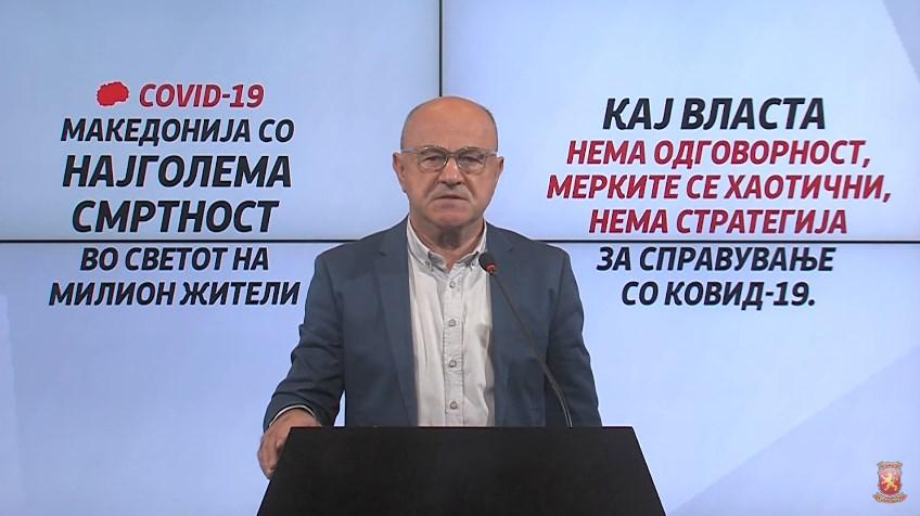 Вело Марковски: 12 причини зошто Венко Филипче треба да даде оставка