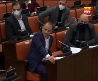 """""""Вие единствен тука не носите маска"""", вели Венко… и самиот без маска"""