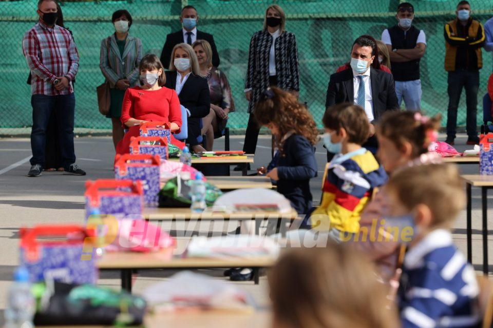Силјановска: Реформи во вакви тешки времиња на здравствена криза не се прават, особено не со деца