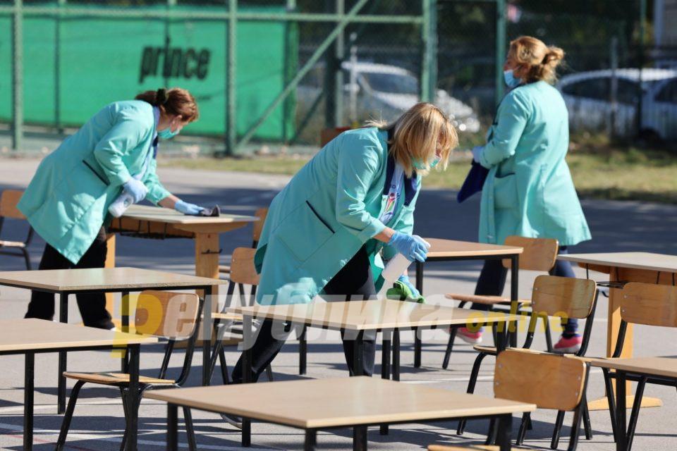 Од Комисијата за заразни болести и од епидемиолошката состојба ќе зависи почетокот на наредната учебна година