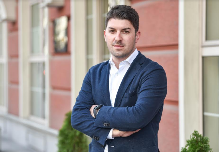 Александар Видиновски е нов портпарол на Министерството за правда