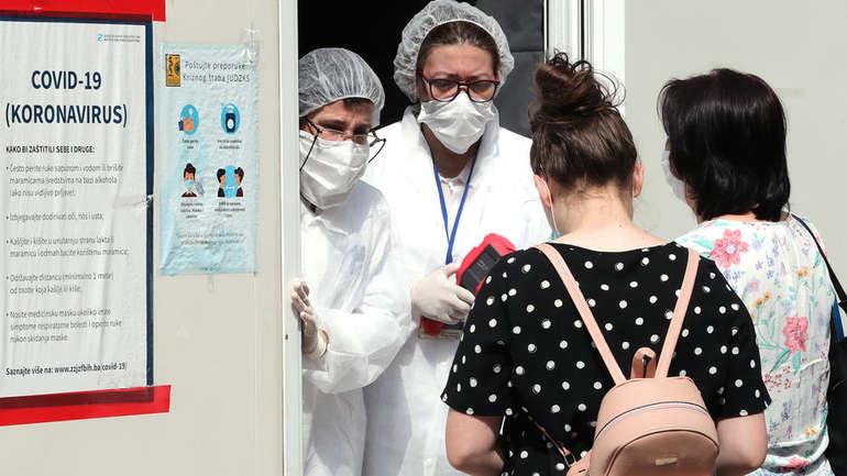Србија: Две лица починаа од Ковид-19, 416 новозаразени
