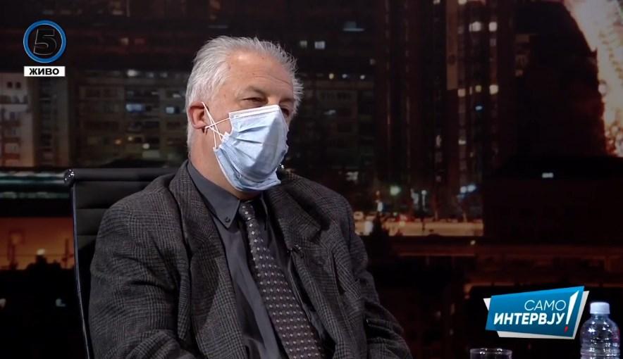 Караџовски: Заради оние кои не ги почитуваат мерките стигнавме до овие бројки