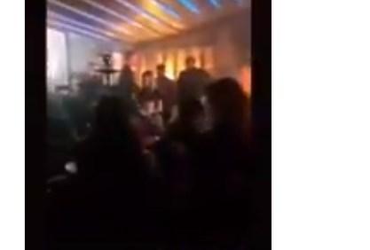 """""""Жена од султана"""": Луда журка среде Скопје, аплауз за Филипче и Спасовски"""